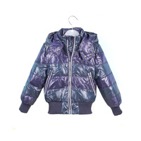2013 kids winter jacket bear thicking PP cotton padded coat down jacket Sunlun Free Shipping SCB-3027