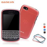 For blackberry   gemini q10 set phone case blackberry q10 protective case ultra-thin phone case silica gel set