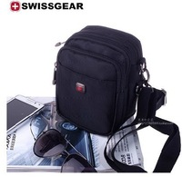 Free shipping original quality swissgear waist pack vertical one shoulder cross-body waist bag men mobile phone bag Wenger