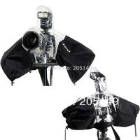 10pcs/lot new Camera Rain Cover Rainproof Dust Protector for Nikon Canon Pentax Sony