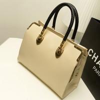 HOT Sell 2015 new fashion shoulder bags women handbag shipping women leather handbags