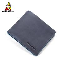 Genuine leather male wallet  fashion nubuck cowhide male wallet