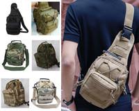 Outdoor Sport Camping Hiking Trekking Bag Military Tactical Backpack Rucksack