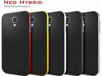 Spigne SGP Samsung Galaxy S4 Case NEO HYBRID 5 Coler+Jelly Bean Home Button