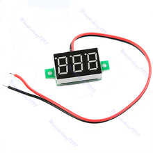 cheap led display voltmeter