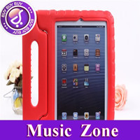 Free Shipping Wholesale New Brand Shockproof Drop resistance stand protection Cover case for small ipad with retail box