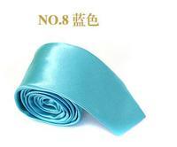 Neutral  adult fashion quality tie light blue color