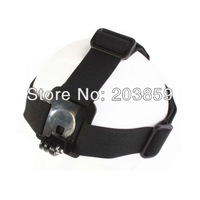 Wholesale 2pcs/Lot Elastic Adjustable Head Strap for Gorpo HERO 3 2 1, Gopro Accessories GP24