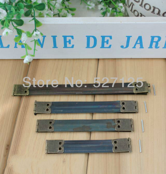 30 pieces/lot ,11cm Metal Purse Internal Frame Handle for Bag Sewing Craft,Cute Coin Purse Frames(China (Mainland))
