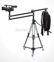 2014 Limited Promotion 5.9 Foot Mini Video Camera Crane Jib Arm Portable Pan Tilt