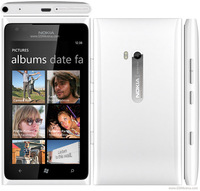 "Original Nokia Lumia 900 GPS Wi-Fi 8.0MP 4.3""TouchScreen 3G Windows Unlocked Refurbished Phone"