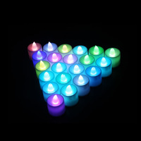 Holiday Lighting christmas tree lights flasher led light decoration electronic led candle buy 1lot send 1pcs free shipment