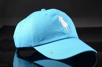 free shipping 2013 designer sport Active Outdoor Sports Fit Ball Hat Unisex Cotton Washable sky blue Baseball Cap for Men Women