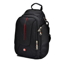 Swissgear Sling Camera bag Case Shoulder Bag Backpack for NIKON, CANON,SONY, SLR Free Shipping