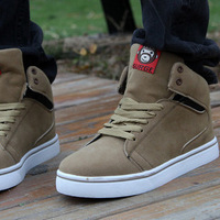 Fashion trend of casual shoes men's elevator shoes fashion skateboard shoes boys sport shoes