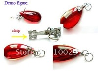 free shipping!!! 1000pcs jewelery accessories 8mm clasp