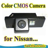 CMOS Car Rear View Reverse Camera for NISSAN QASHQAI  X-TRAIL Geniss Citroen C4 C5 C-Triomphe Peugeot 307cc Pathfinder Dualis