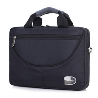 "BRINCH Imperially ipad10"" portable laptop bag male women's commercial notebook handbag tablet nylon case business"
