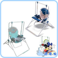 Swing dining chair child folding swing toy na01