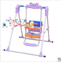 Child swing music baby swing baby swing outdoor swing hanging chair