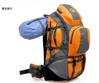 2013 601 outdoor casual sports backpack mountaineering bag multifunctional bag