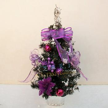 Christmas tree bundle 60cm christmas tree decorations Christmas furniture bar decoration christmas tree