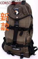 Travel backpack lovers bag Camouflage backpack brief backpack mountaineering bag travel bag