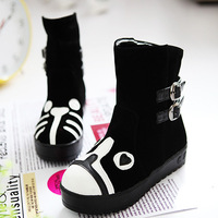 2013 women's shoes boots dog and cat women boots