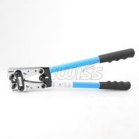 Copper tube terminal crimping tool HX-50B Capacity:6.0-50mm2