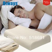 Diways natural latex pillow health care pillow
