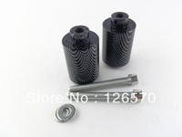 Free Shiping Carbon Frame Slider Fairing Protectors For 1996-2007 Yamaha YZF600R 97 98 99 00