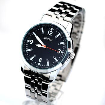 Sinobi lovers watch business casual fashion trend of the shoubiao quartz mens watch