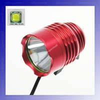 [RED] Cree XM-L T6 1200 Lumen 3-Mode LED Bicycle Light/bike light/headlight[Shipped By DHL/UPS/EMS/Fedex]