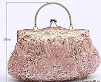 wholesale Fashion bag beaded Womens Handbag Evening bags Day Clutches bag Purse B1016