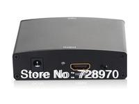 NEWEST 1080P Audio VGA to HDMI HD HDTV Video Converter Box  FREE SHIPPING