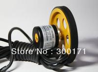 Rotary encoder gauge meters wheel with wheels encoder gauge meters wheel set PNP output 100 200 1000 pulse