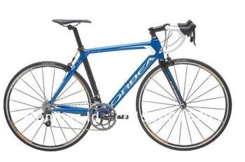 2010 ORBEA ONIX TRV USA 48cm Road Bike Carbon Fiber Sram Rival Complete NEW