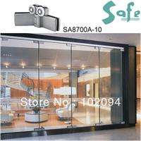 Stainless steel folding door roller for folding door system