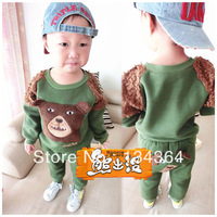 Autumn fleece children set