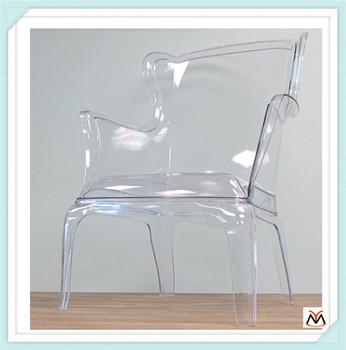 Clear Acrylic Chair or Acrylic Bedroom Chair