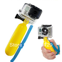 Surfing Diving Self Arm Pole Camera Handle Mount Buoyancy For GoPro Hero 1 2 3 Floating Hand Grip Handle Mount Accessory