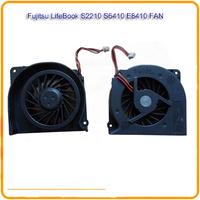 Laptop Fan For Fujitsu LifeBook S2210 S6311 S6510 S6410 E8410 Laptop CPU Cooling Fan Notebook cooler fan