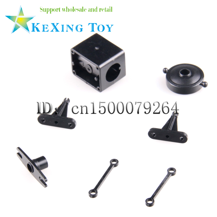 Free shipping Double Horse RC Helicopter DH9101-20 head, tail pipe bracket 80CM DH9101 RC helicopter spare parts(China (Mainland))