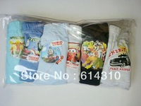 Free shipping 12pcs/lot! baby famous cartoon character Underewears, Kids Underwear, boy's underwear, baby inner wears