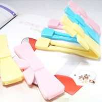 High quality food sealing clip bow
