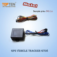 Mini chpeaper GPS  vehicle tracker GT08 with sample price $45/pc