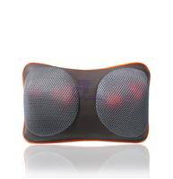 Free shipping Neck waist massage pillow cervical vertebra massagers pillow household multifunctional massage device