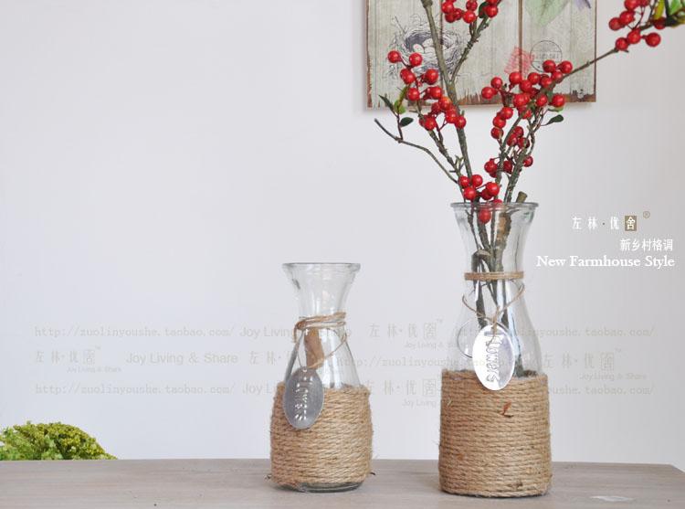 Поделки своими руками для дома. ваза подставка из