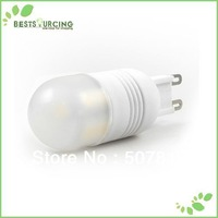 free shipping hot selling 1pcs new 2013 g9 led bulb 3W 220v 2835 SMD 240LM Spotlight LED light G9 Bulb Lamp