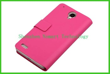 fast delievry Free dhl or fedex shipping the pu leather flip cell phone for case cover for lenovo S890